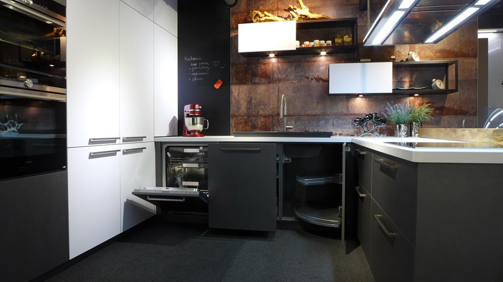 Kuchnia W Stylu Loft Czyli Recycling W Designie