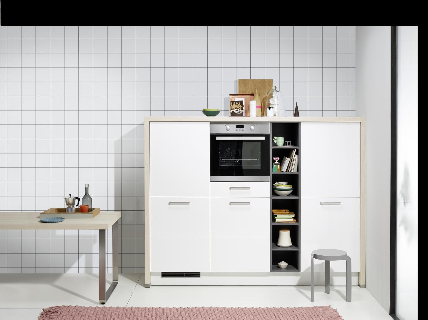 Nolte economic line Lyon biała kuchnia