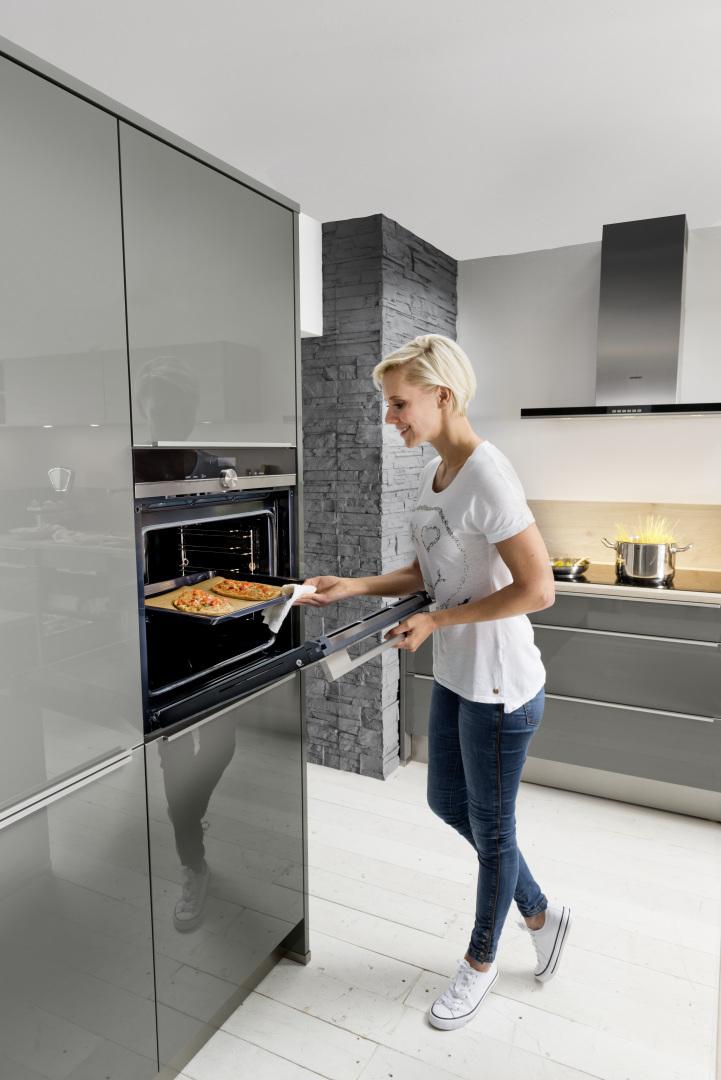 zabudowany piekarniki w kuchniach Nolte