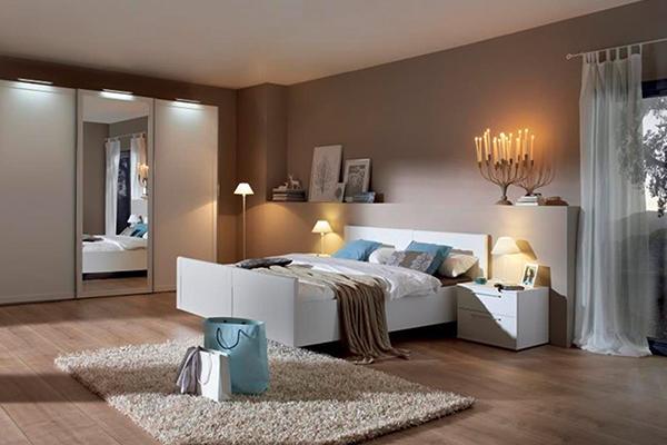 niemieckie meble w sypialni