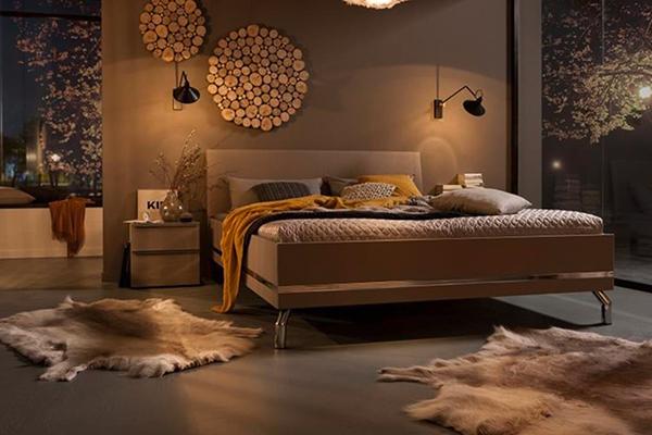 ekskluzywne łóżko dla wymagającego klienta