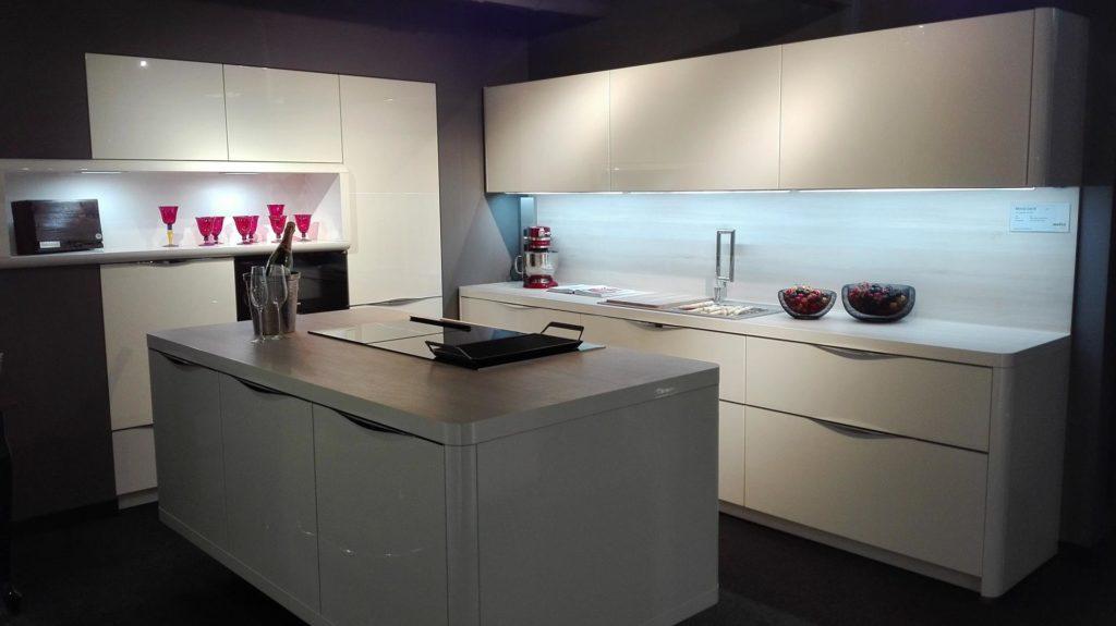 kuchnia nolte nova lack ekspozycja interio home concept