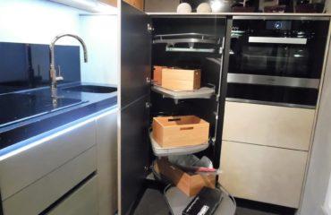 szara kuchnia wyprzedaż