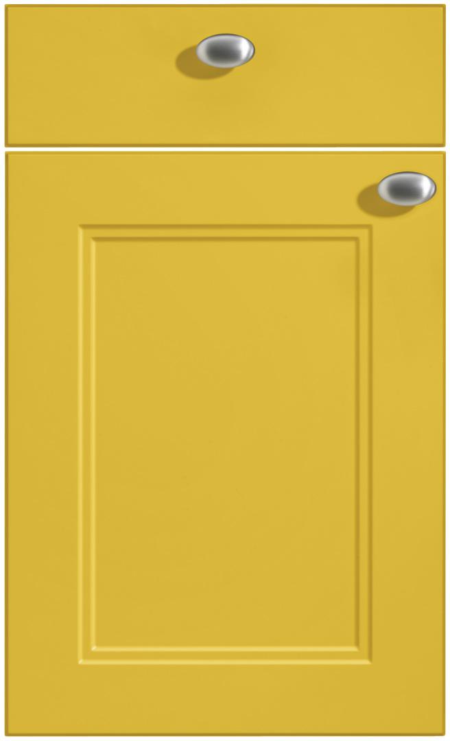 Nolte Kuchen Windsor żółty matowy