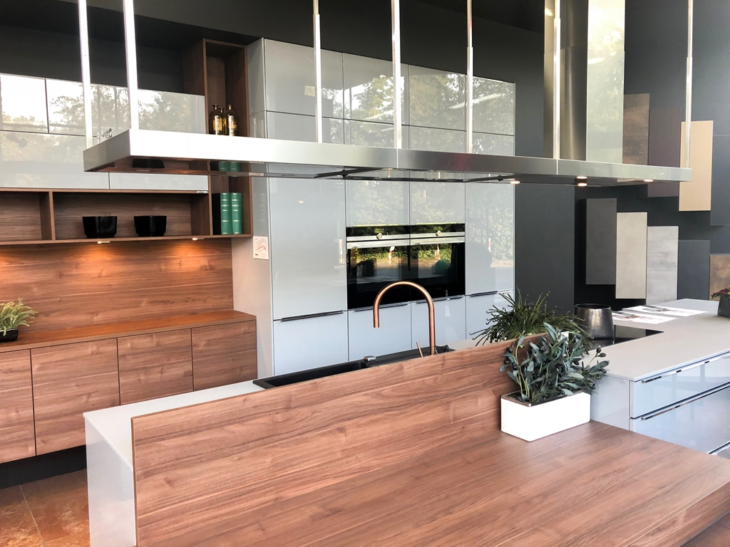 Ekspozycja Nolte Kuchen Home Concept - Nova Lack / Artwood