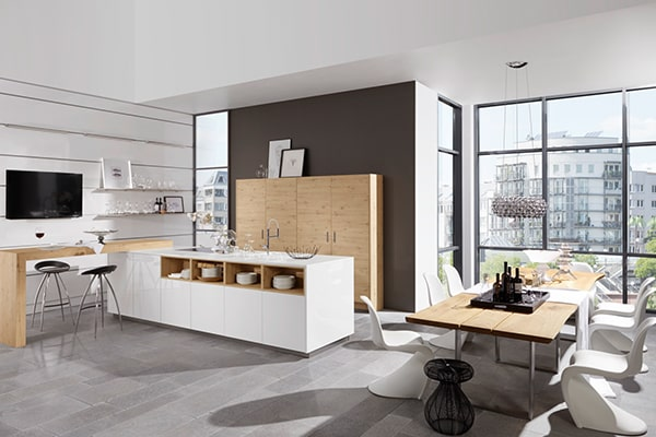 niemiecki design kuchni do nowoczesnych wnętrz