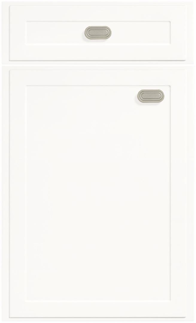 Nolte Kuchen Torino Weiss Softmatt
